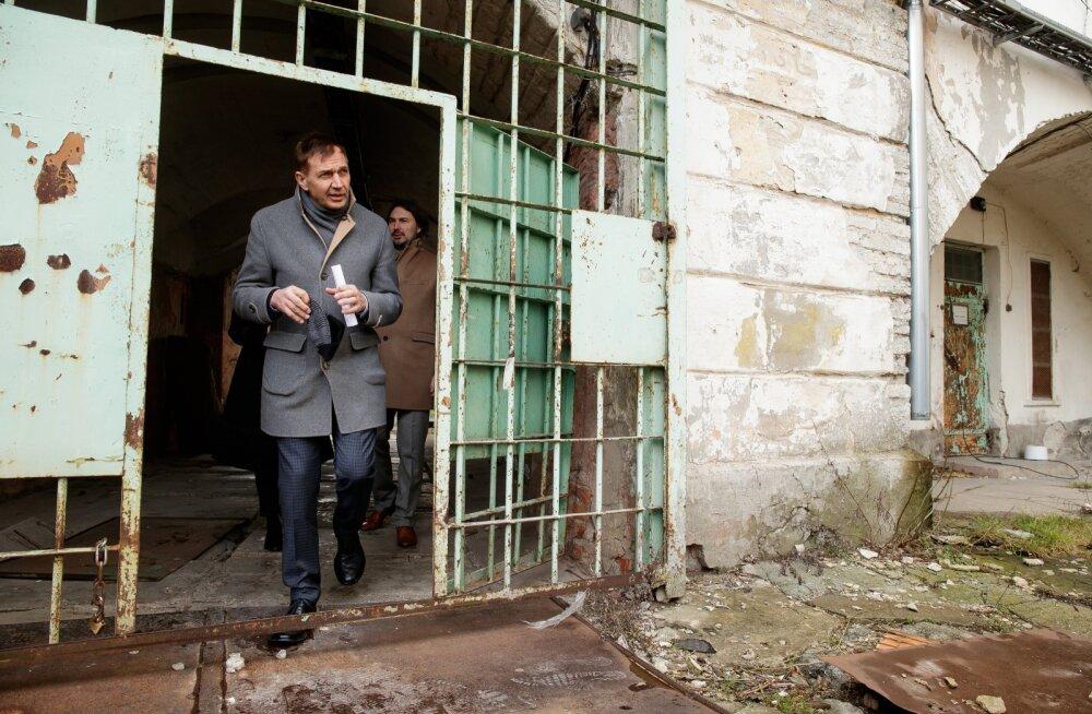Patarei vangla üleandmine