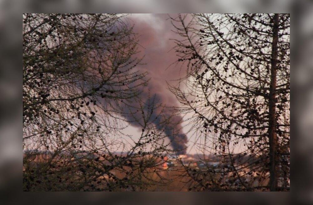 Põleng Tartus