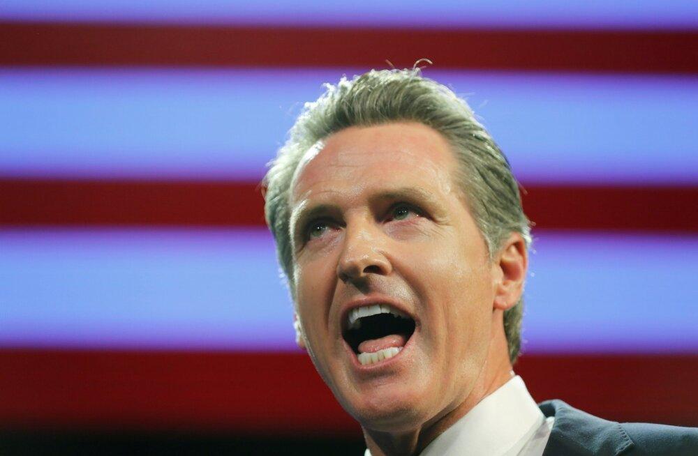 California kuberner kehtestab surmanuhtluse täideviimisele moratooriumi