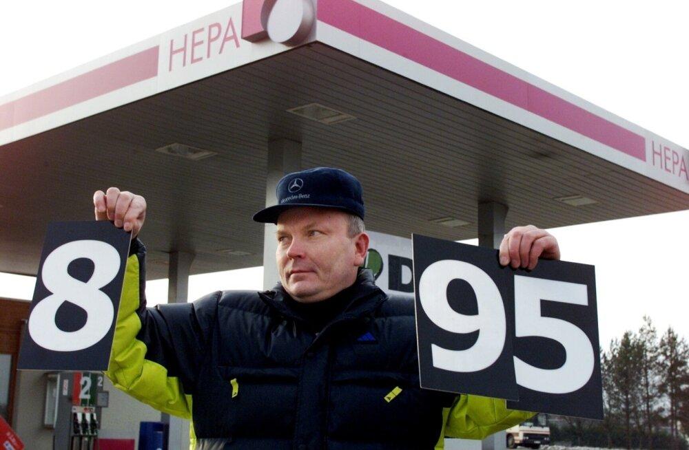 Olerexi omanik sulgeb Hepa tanklaid