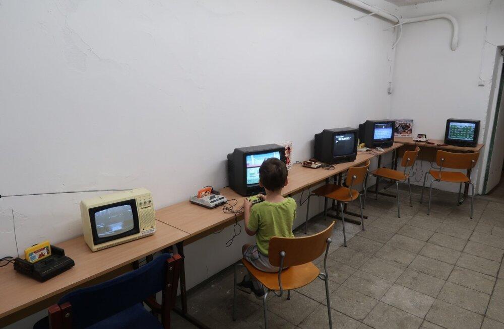 Arvutimängumuuseum LVLup! Tondil