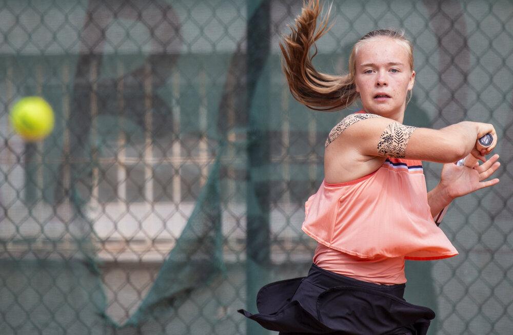 13-aastane Brit Martin võitis kuni 16-aastaste seas Tennis Europe turniiri