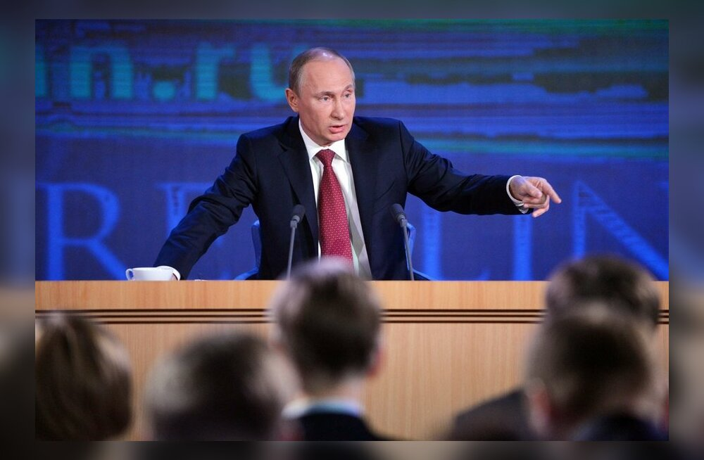 Putin: kui meid lüüakse on vaja vastu anda