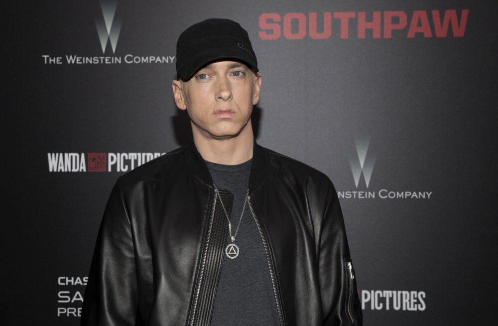 KLÕPS | Eminemi tütre uus pilt tõestab, et ta on oma isa täielik kaksik!