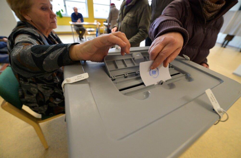 Lasnamäe valimisjaoskonnas nr. 42 ja 43