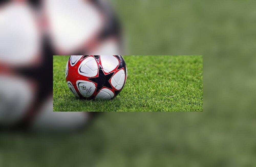 Meistrite Liiga jalgpall