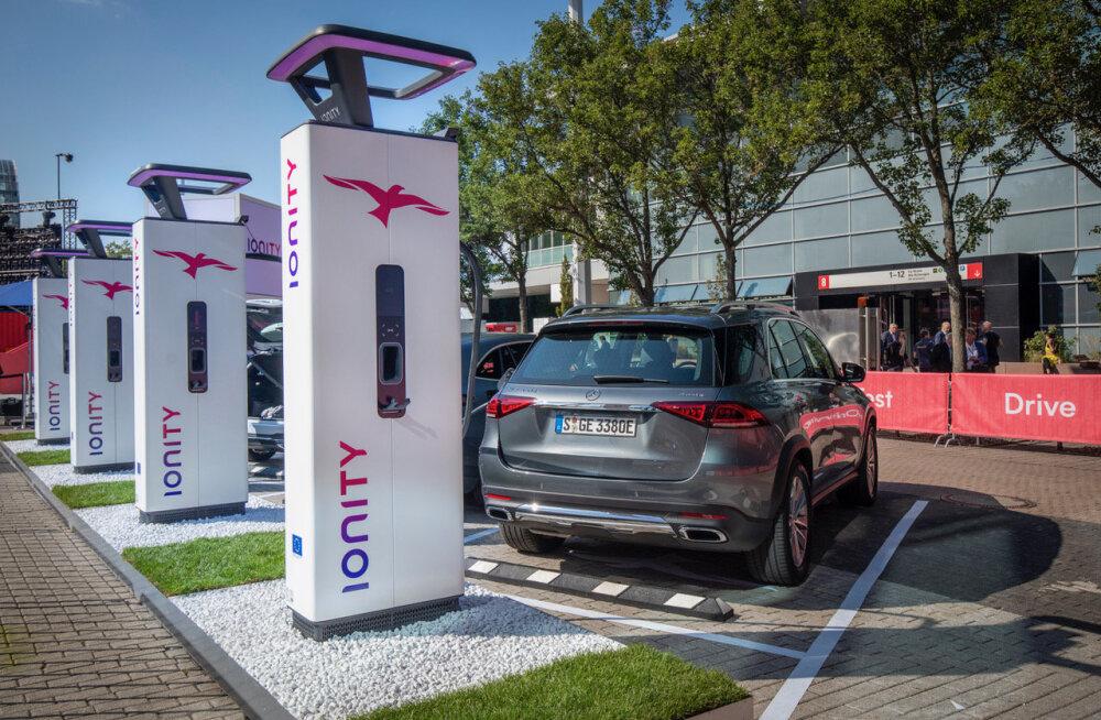 Circle K varustab teenindusjaamad esimesena Eestis elektriautode kiirlaadijatega