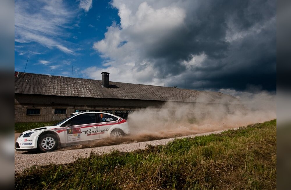 Lõuna-Eesti rallile registreerus 69 sõitjat