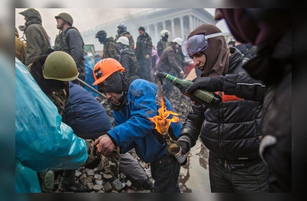 Eestlased Odessast: võtame mütsi maha ukrainlaste julguse ees oma vabadust kaitsta