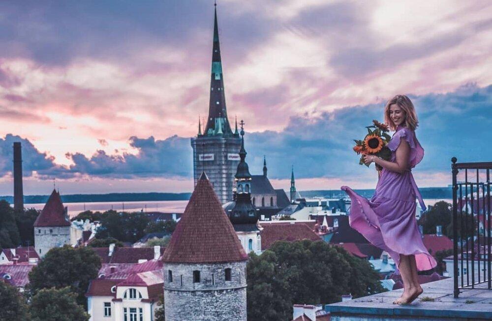 LUMMAVAD KAADRID | Eestit väisanud belglannast reisiblogija jagas tõeliselt kauneid kaadreid meie pealinnast