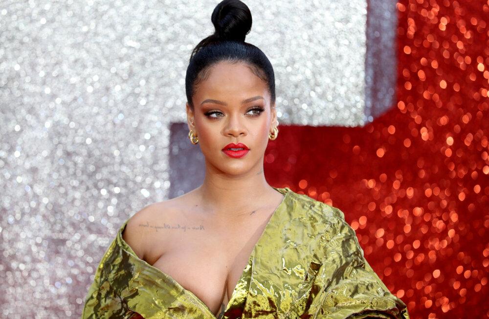 KLÕPS | Tõeline teisik! Vaata, kas teed vahet, kumb on tegelikult Rihanna