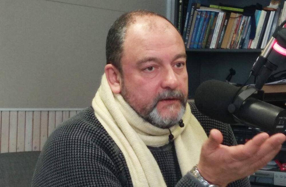 Интервью со Стальнухиным: о миллионах для Ида-Вирумаа, повышении пенсий на 100 евро, налогообложении работающих пенсионеров