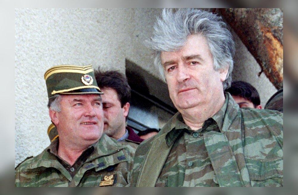 Mladić astub 14. mail sõjaroimakohtu ette