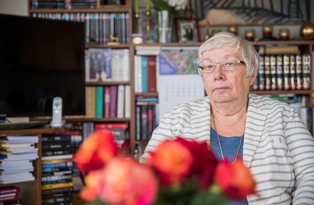 Marju Lauristin: viime pealinna Paidesse!