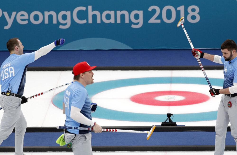 Eesti Curlingu Liit alustas koostööd USA mehed viimasel olümpial kuldmedalile aidanud treeneriga