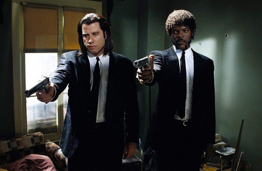 """Coca-Cola Plazas linastub juuni igal kolmapäeval Quentin Tarantino legendaarne """"Pulp Fiction"""""""