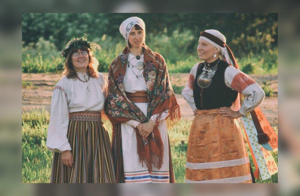 President, kultuuriminister ja Tallinna linnapea avavad sel nädalal Tallinnas Baltikumi suurima pärimuspeo