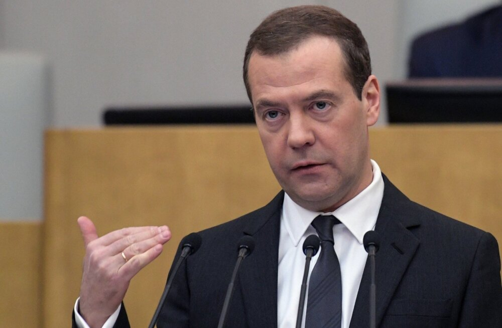 Medvedev nimetas uuringut tema väidetava salajase kinnisvara kohta poliitiliste sulide valelikuks tooteks