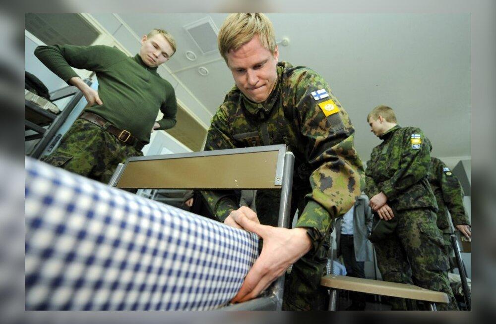 Finland Ice Hockey Soldier
