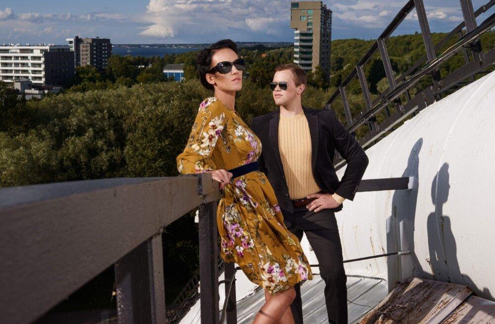 Diana Harpova tuli modellisaatesse pere utsitusel: mees leidis, et tema ilus naine peab võistlusel osalema ja kõik!