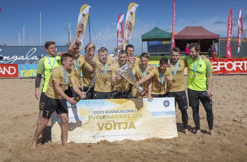 SK Augur/Enemat meeskond