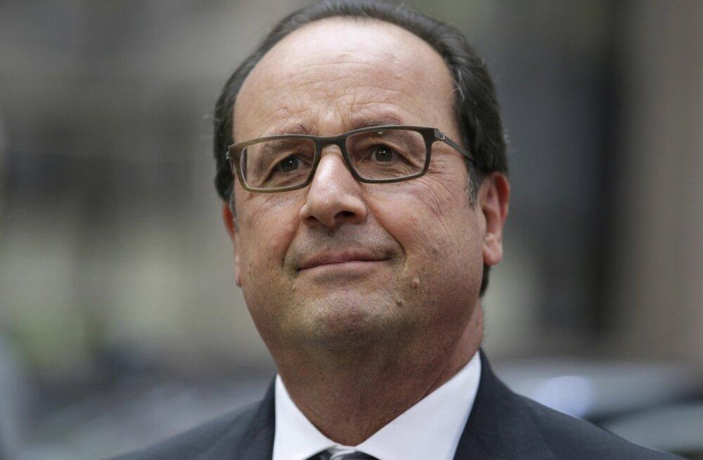 Hollande: Kreeka ettepanekud on tõsised ja usutavad