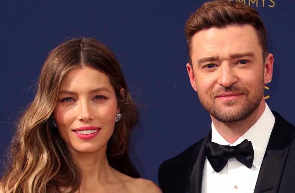 Ripsutab tiiba? Abielumees Justin Timberlake'i nähti käsikäes kauni näitlejatariga