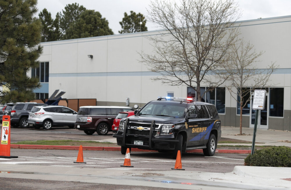 Koolitulistamine USAs Colorodos: üks õpilane sai surma, kaheksa viga