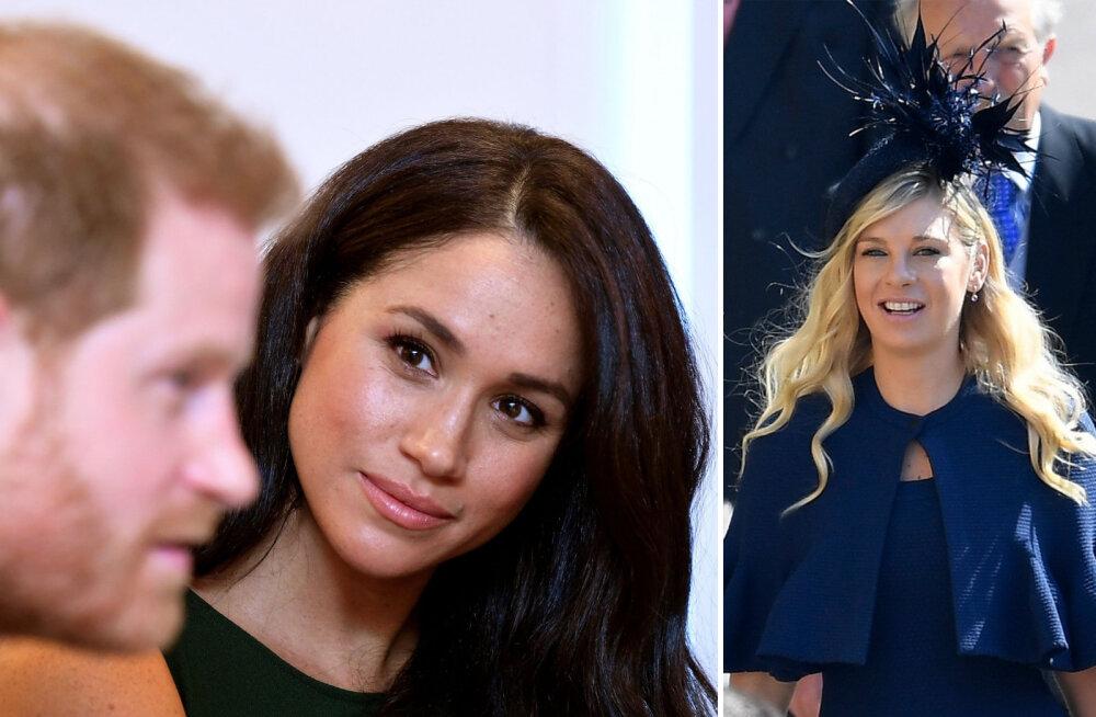 Prints Harry ekspruut tekitab Meghanile peavalu: salajane telefonikõne ja konkurents meeldimise nimel