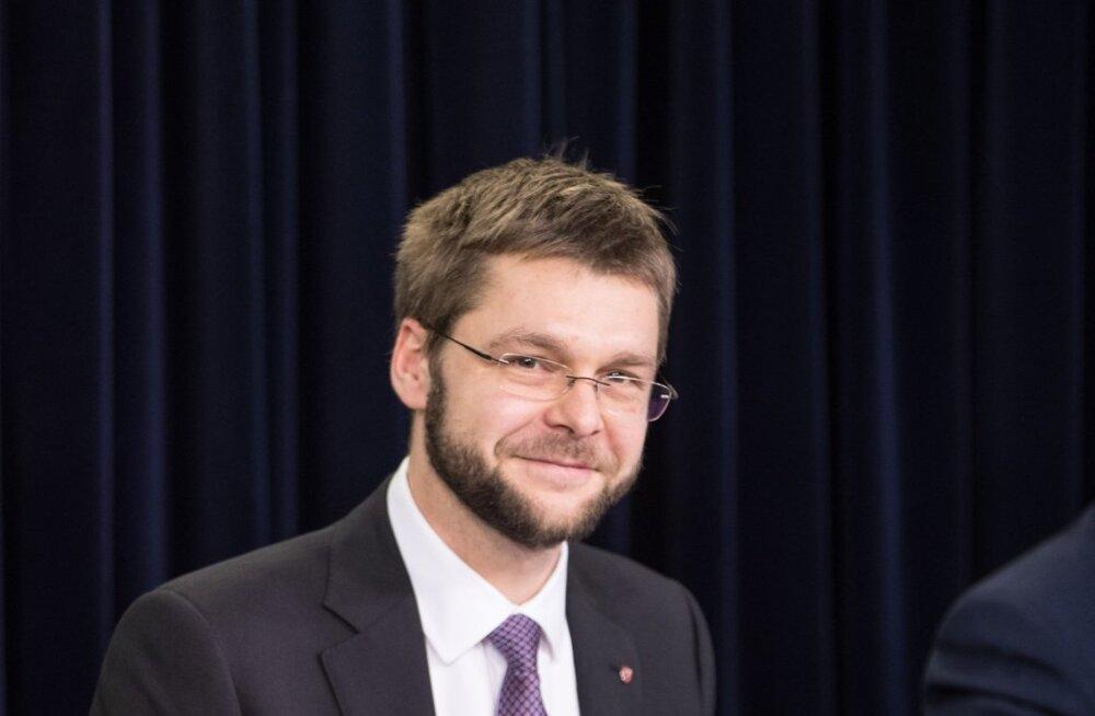 Vabariigi Valitsuse pressikonverents 15.12.2016