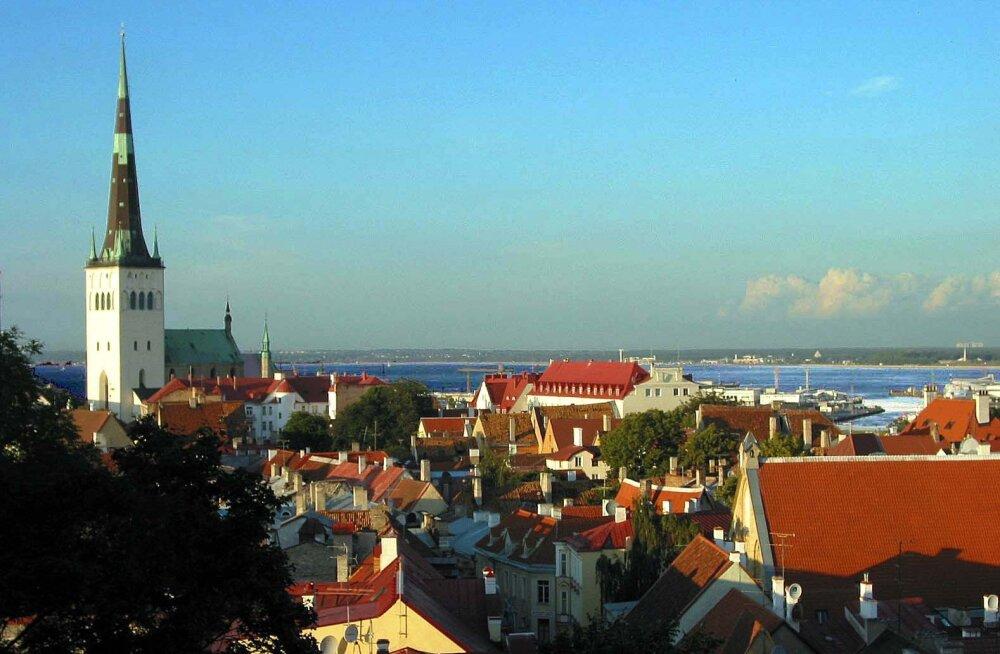 The Telegraph valis Tallinna maailma 35 kõige ilusama linna hulka!
