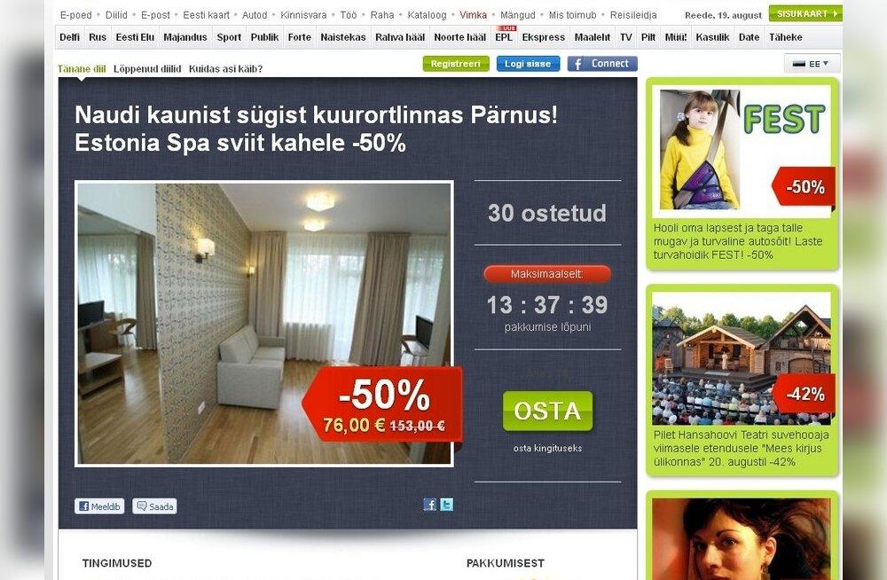 Dating-Website eesti