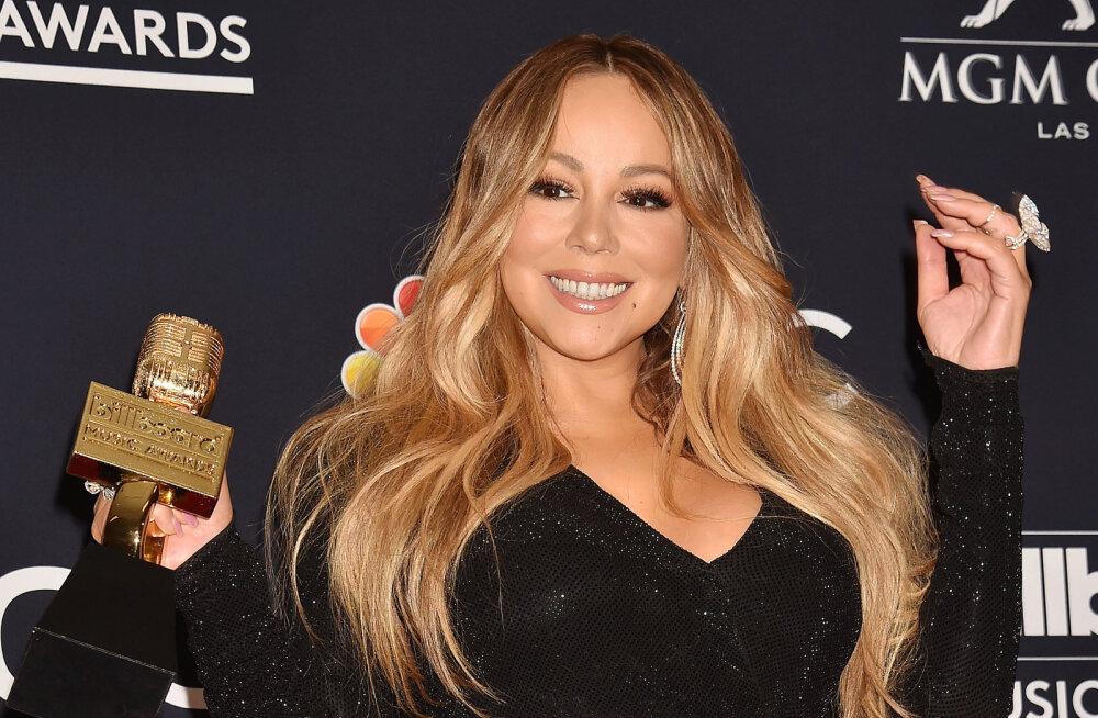 Võimas hääl! Mariah Carey võitis pudelikorgi väljakutse kasutades oma suurimat annet