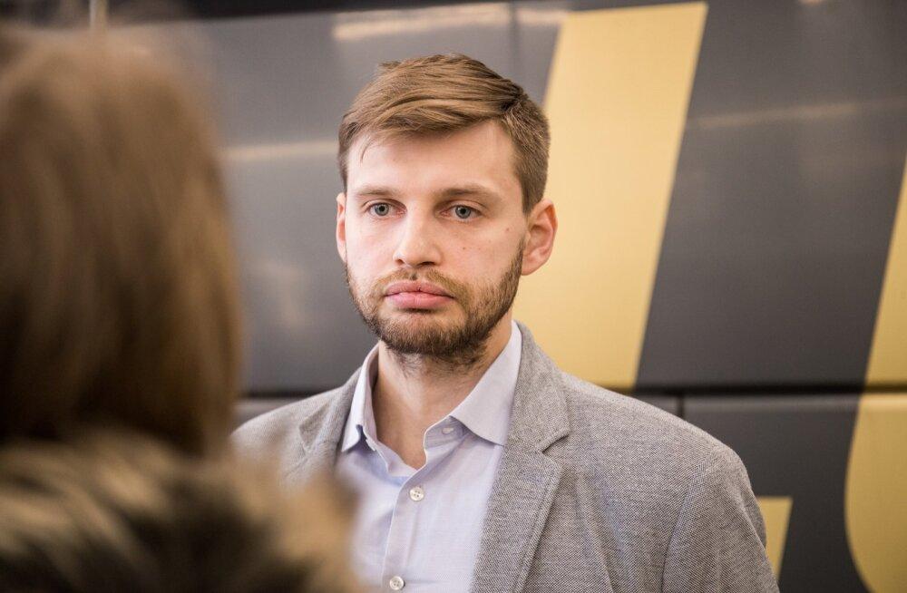 Lux Expressi juht Janno Ritsberg.