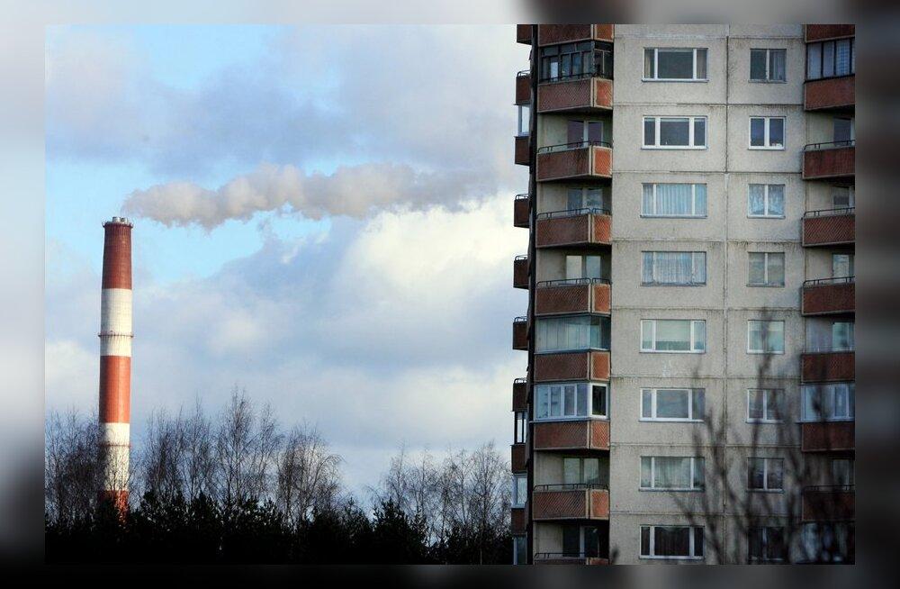 Energiamärgis näitab, kas kütad tuba või ilma