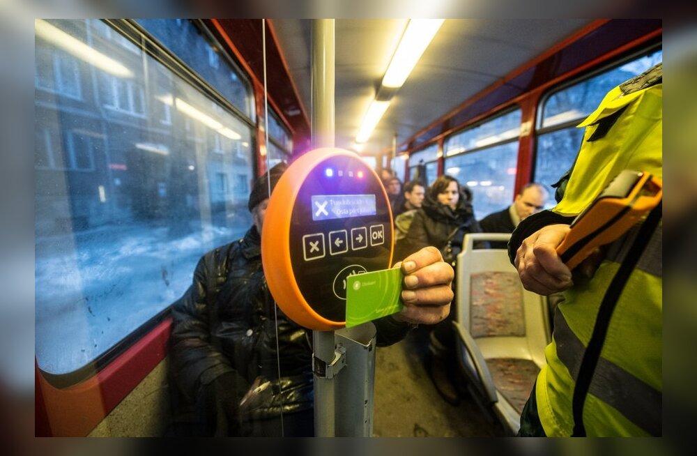 Transpordiamet: probleemne ühiskaardi süsteem võib plaanitust kallimaks minna