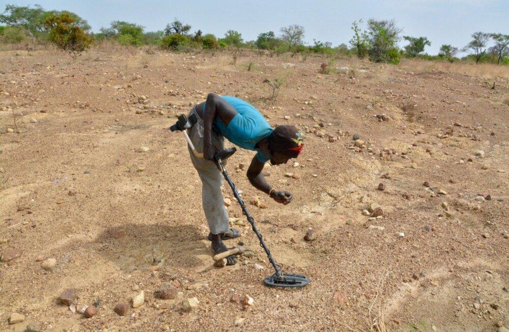 Kuhu on peidetud viimane osa kuulsa kaevandaja varandusest? Segane sõnum just palju ei aita