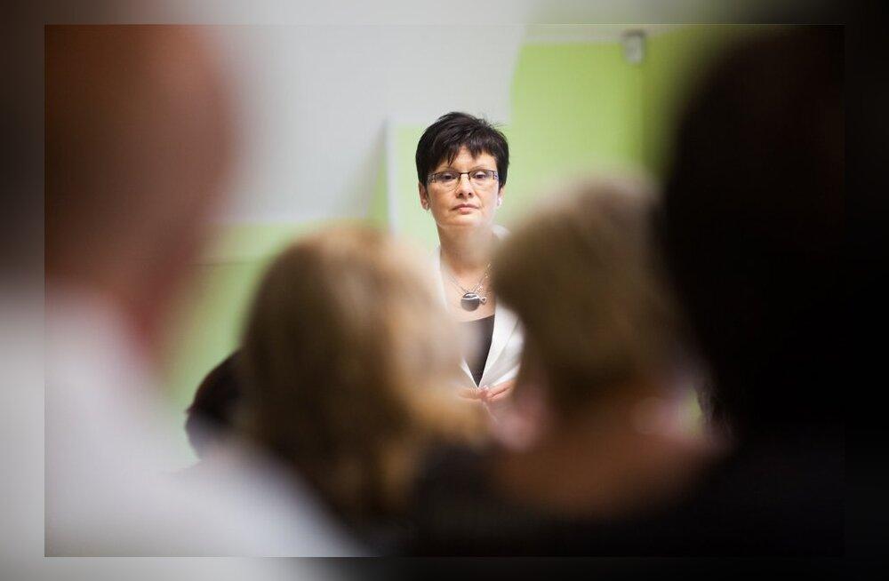 Arutelu Naine Tallinna linnapeaks