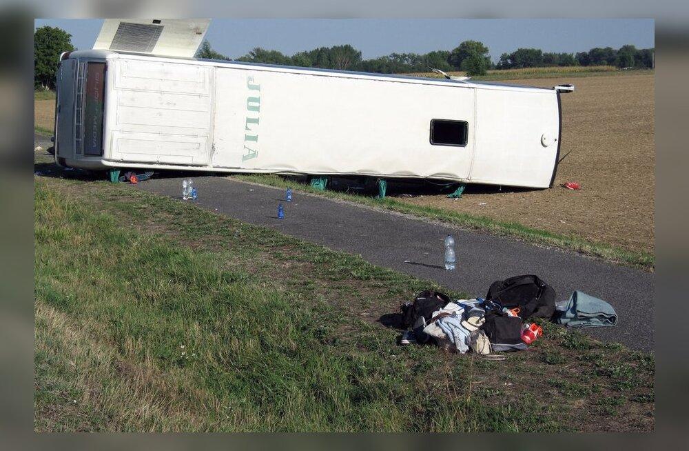 Õnnetuspaik Ungaris