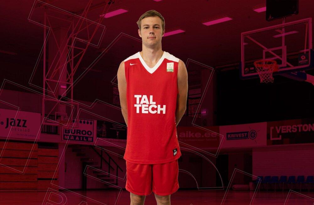 TalTech edutas esindusmeeskonda klubis kasvanud 17-aastase ääremängija