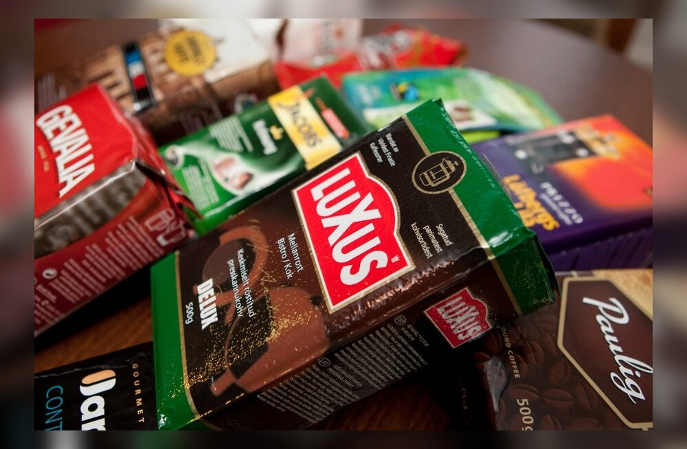 Kauplusekett: kampaania korras müüakse enim kohvi, pesupulbrit ja õlut