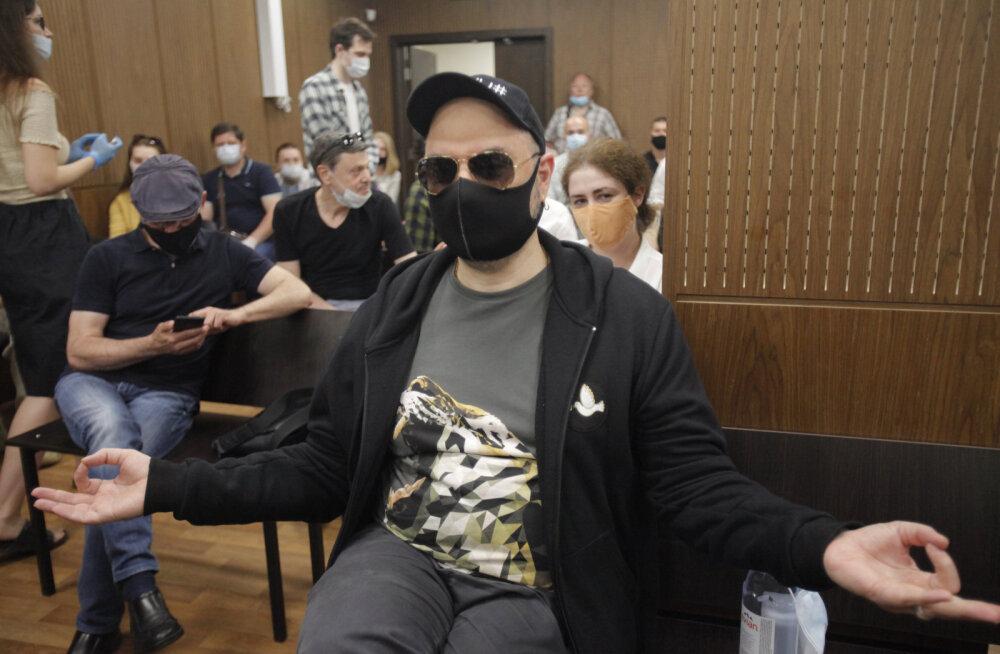 Moskva kohus mõistis Venemaa juhtiva teatri- ja filmimehe Kirill Serebrennikovi süüdi kelmuses