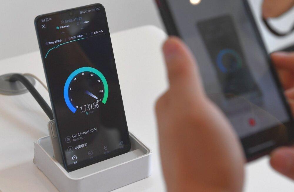 Sündis mobiilse interneti kiirusrekord: kuidas on meie kiirustega ja mida oodata tasub?