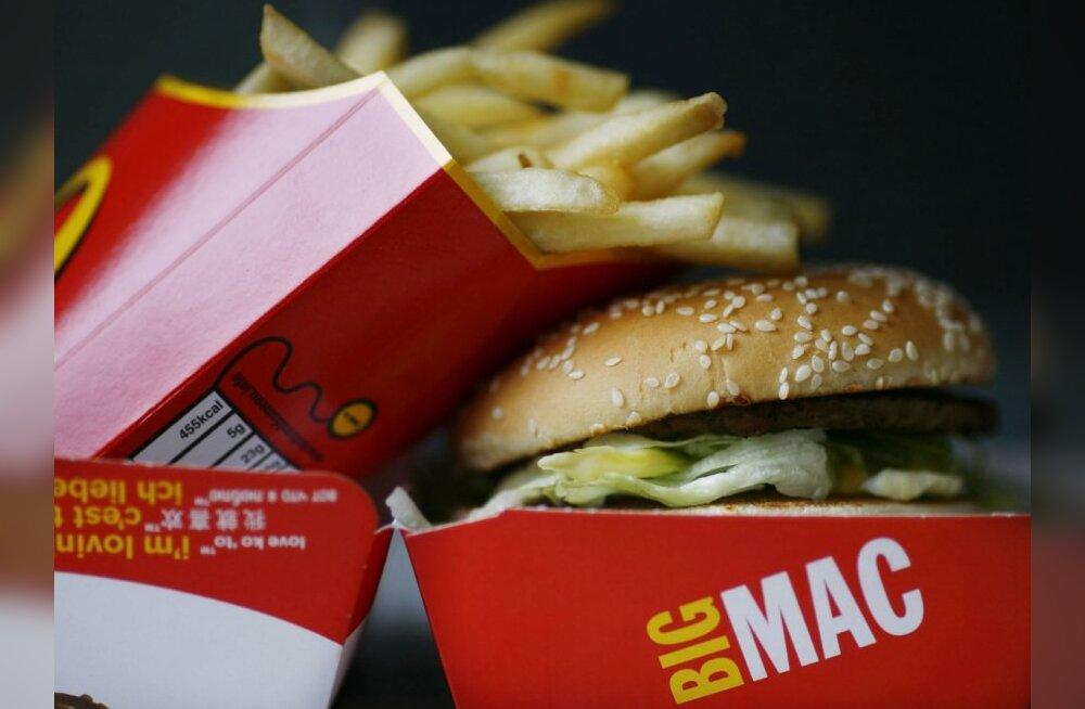 McDonald'si impeeriumi pärija peksti kurikatega jõhkralt läbi