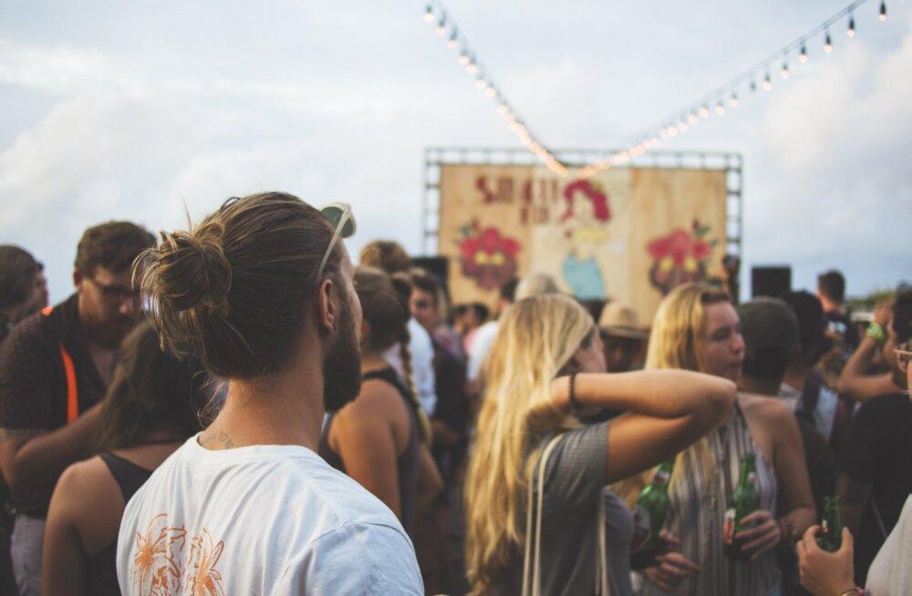 Baltikumi suurim üliõpilasfestival toob Tartusse erakordse tule ja tantsu vaatemängu