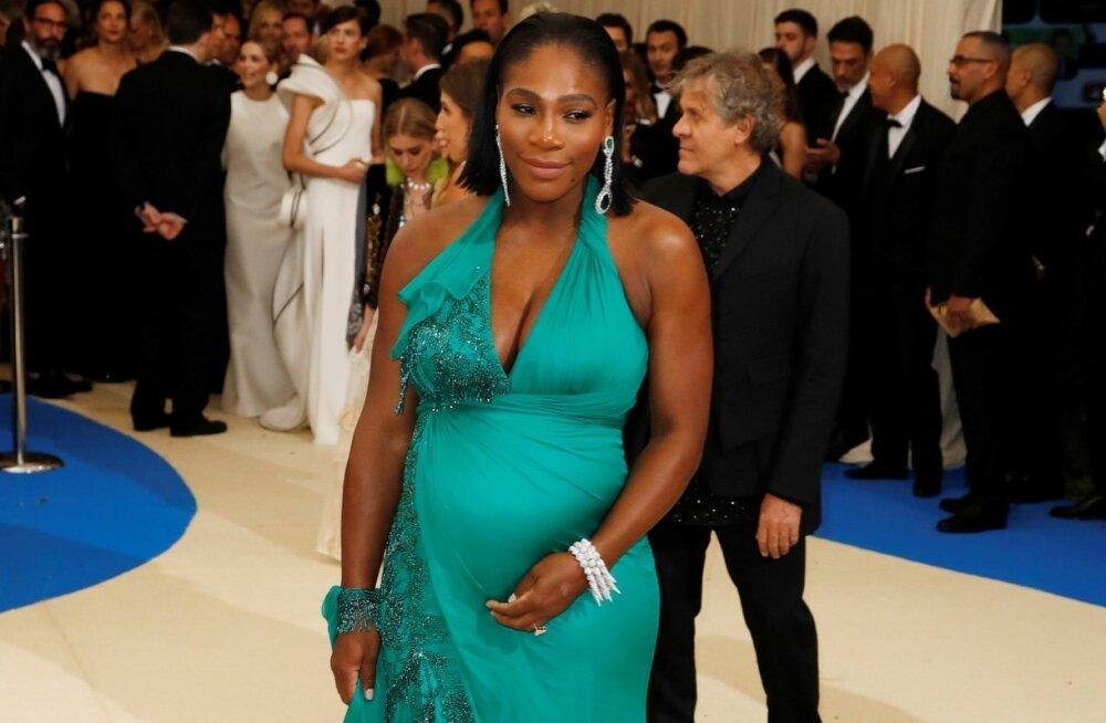 Serena Williams planeerib juba tagasitulekut.