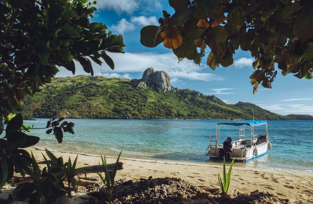 Hämmastavad vaated! Lenda drooniga üle Šotimaa, Fidži, Hawaii ja teiste looduskaunite paikade