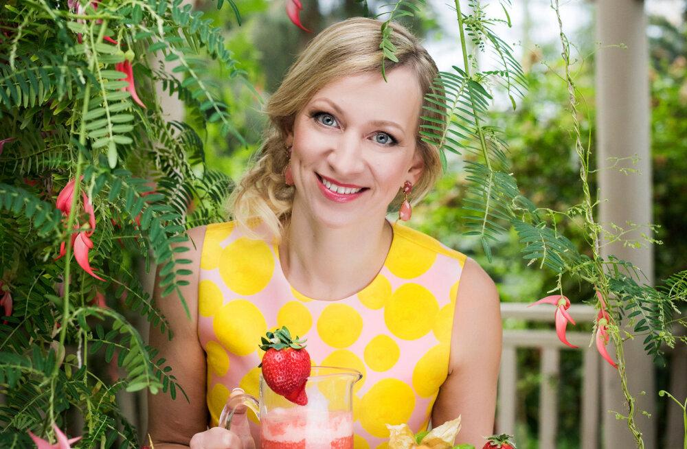 """Smuutikuninganna Eliq Maraniku rahvusvaheline bestseller """"Tervisesmuutid"""" ilmus eesti keeles"""