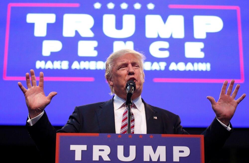 Trump kaaluks Krimmi tunnustamist Venemaa osana
