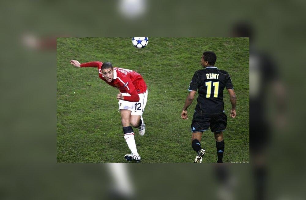 Manchester Unitedi kaitsemängija sai raske vigastuse